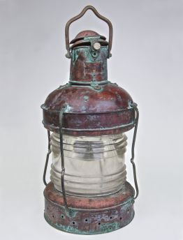 Chinese Vented Oil Lantern