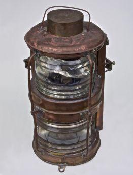 Double Chinese Marine Lantern