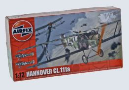 HANNOVER CL WWI FIGHTER BOMBER - AIRFIX 1/72 scale
