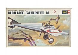 MOURANE SAULNIER N WWI FIGHTER - REVELL 1/72 scale