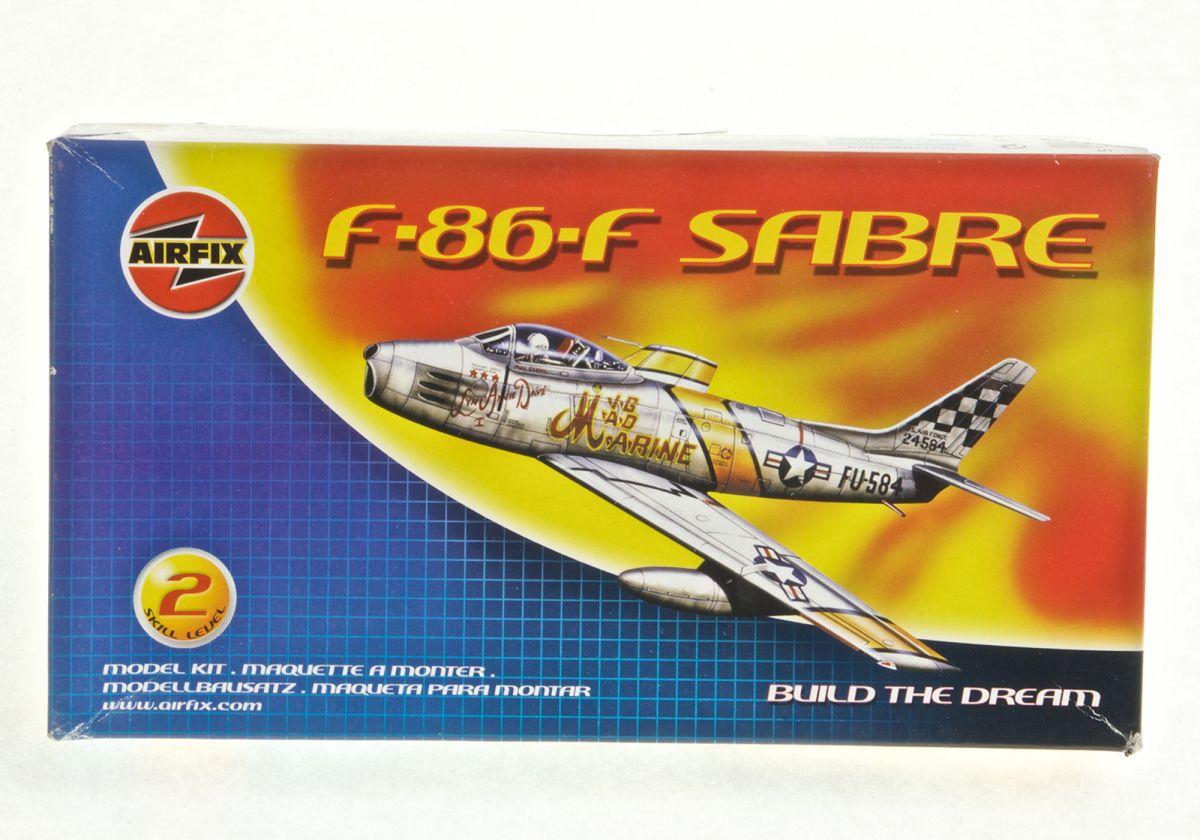 F-86-F SABRE - AIRFIX 1/72 scale