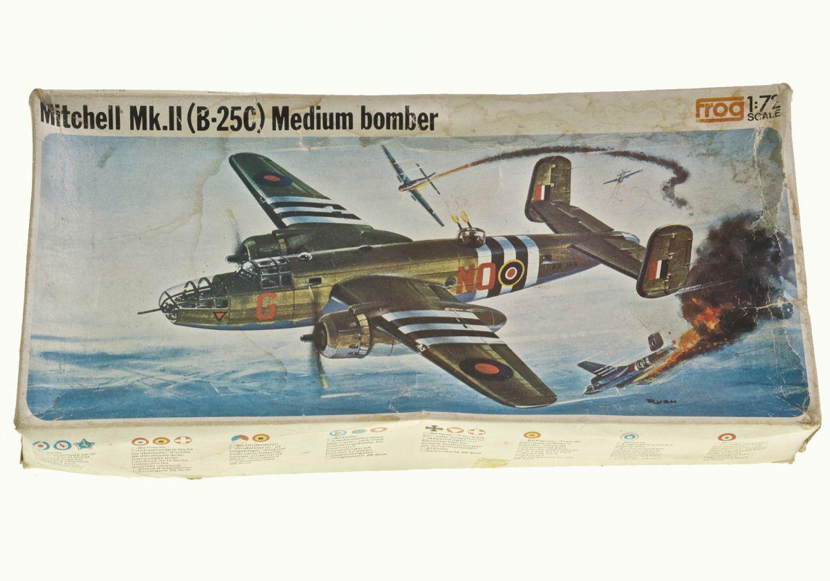 MITCHELL MK.II (B-25C) MEDIUM BOMBER -