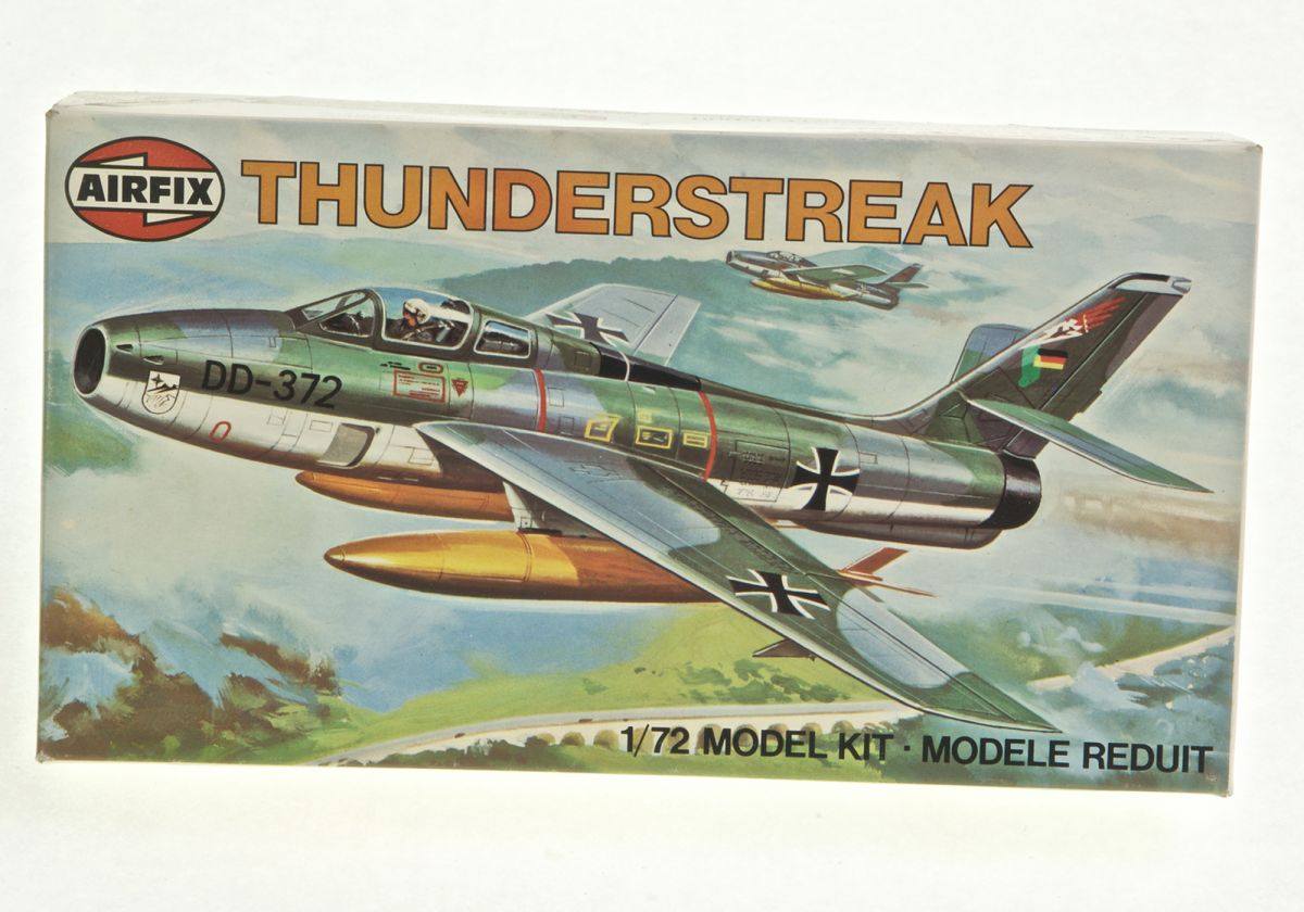 THUNDERSTREAK - AIRFIX 1/72 scale