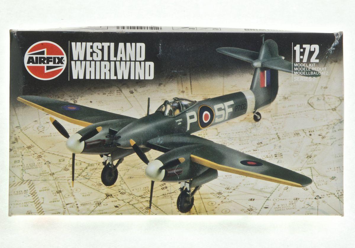 WESTLAND WHIRLWIND - AIRFIX 1/72 scale