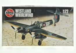 WESTLAND WHIRLWIND - AIRFIX 1/72 scale