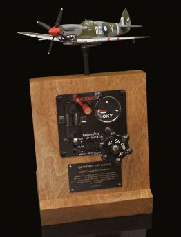 PR Mk XIII SPITFIRE Mk XIC OXYGEN REGULATOR