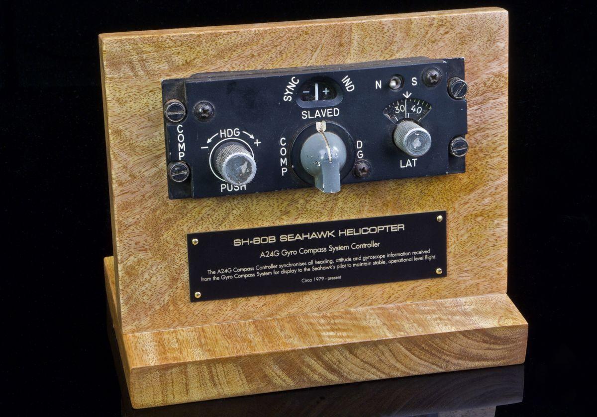 SEAHAWK A24G GYRO COMPASS CONTROLLER 5