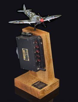 SPITFIRE TYPE 4 VHF COCKPIT TUNER