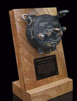 BRISTOL BEAUFORT Mk1A-V, 5c/372 No.2 Mk III MORSE CODE KEY