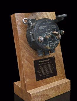 AVRO ANSON Mk1A-V, 5c/372 No.2 Mk III MORSE CODE KEY