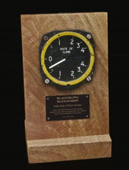 BLACKBURN BUCCANEER SMITHS KRA 0202k RATE OF CLIMB INDICATOR