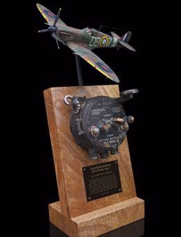 SPITFIRE Mk1A-V, 5c/372 No.2 Mk III MORSE CODE KEY