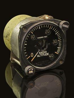 GRUMMAN TBF AVENGER RADIO ALTITUDE CONTROLLER