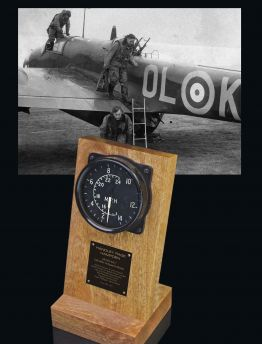 HANDLEY PAGE HAMPDEN AIR MINISTRY 240 MPH AIRSPEED INDICATOR