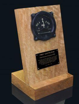 PBY CATALINA PILOT DIRECTOR INDICATOR (PDI)