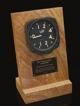 De HAVILLAND VAMPIRE KELVIN & HUGHES Mk 3(P) RATE OF CLIMB INDICATOR