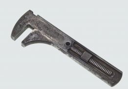 Girder Major 93 WWII Wrench