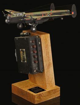 AVRO LANCASTER VHF COCKPIT TUNER