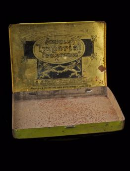 Vintage 1930's Abdulla Imperial Preference, Hinged Tobacco Tin