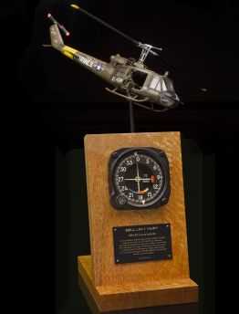 BELL UH-1 & UH-1C GUNSHIP HUEY HELICOPTER COURSE DEVIATION INDICATOR