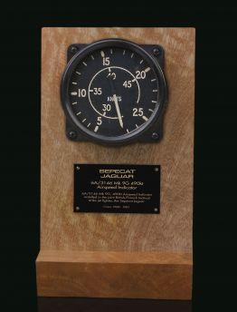 SEPECAT JAGUAR AIR MINISTRY, Mk9G 6A/3146 490 kt AIRSPEED INDICATOR