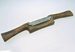 Vintage Wooden Spoke Shave
