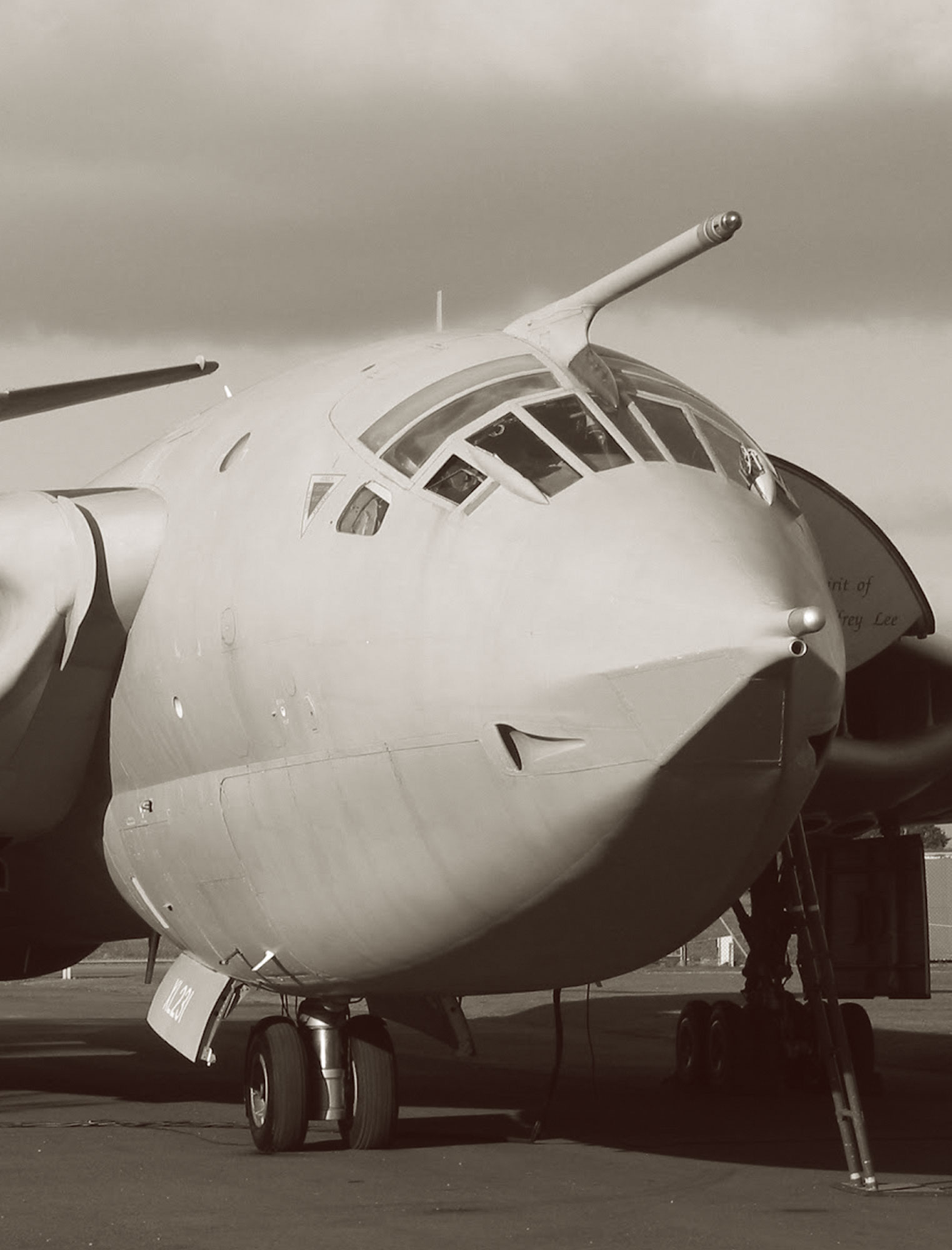 COLD WAR ERA, HANDLEY PAGE VICTOR BOMBER, SMITHS KRA 2020k RATE OF CLIMB INDICATOR
