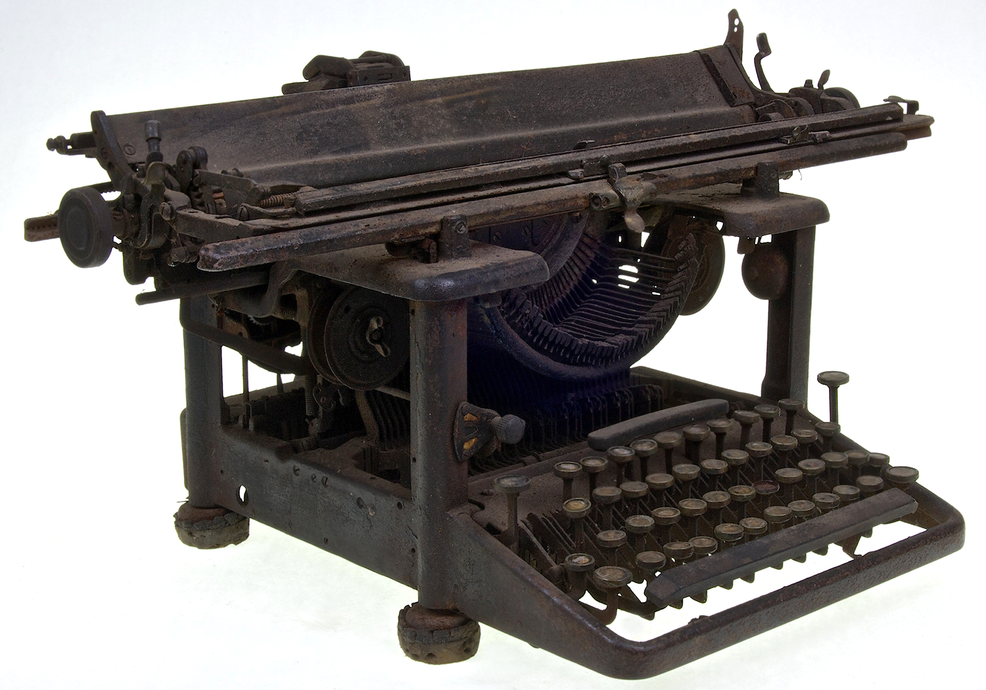 Skeleton Typewriter