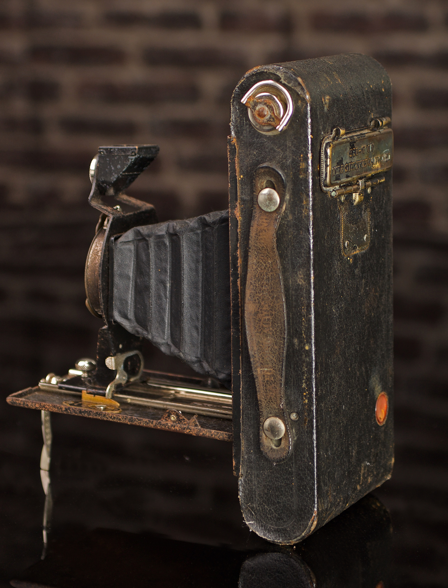 KODAK No 2A FOLDING AUTOGRAPHIC BROWNIE