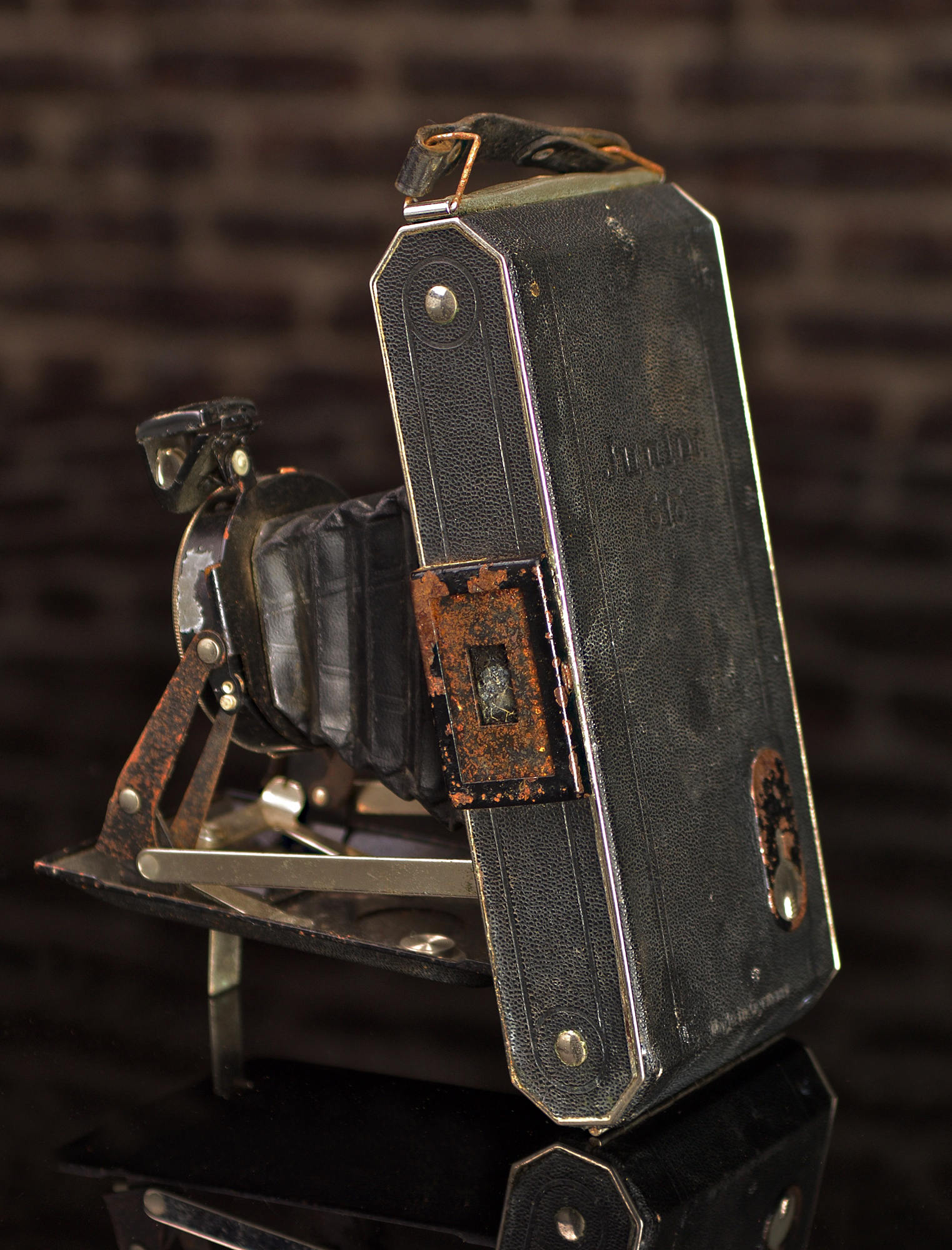 KODAK VOLLENDA JUNIOR 616 FOLDING BELLOWS CAMERA